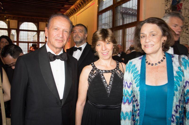 Venezia_Marco_Polo_Jerome Zieseniss, La Embajadora Catherine Colonna,Caroline Pegozzi