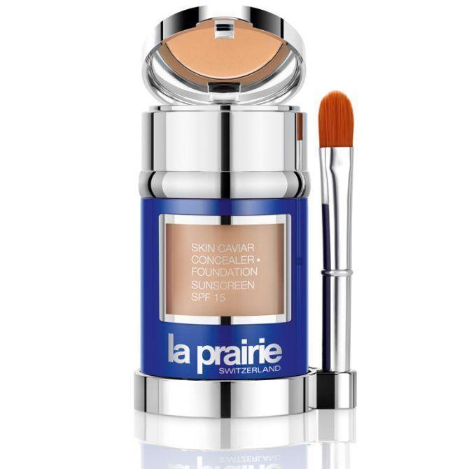 Una base de maquillaje para una piel perfecta: Skin Caviar Concealer de La Prairie
