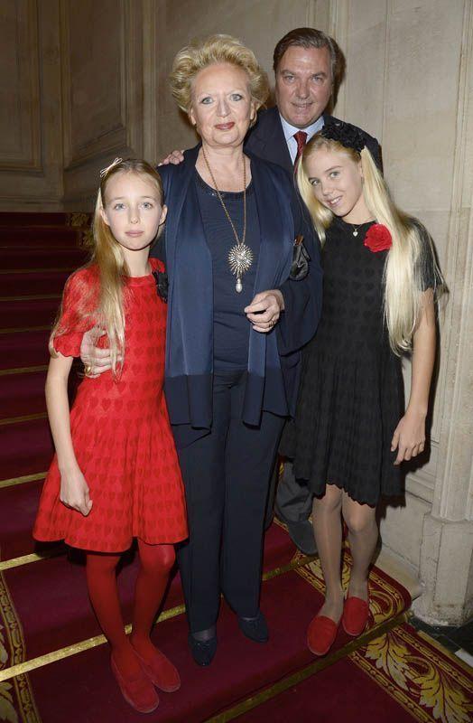 Gala en París X aniversario de la fundación Children for Peace