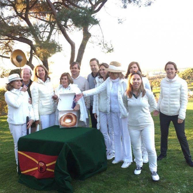 Torneo de Croquet en Real Club de Puerta de Hierro