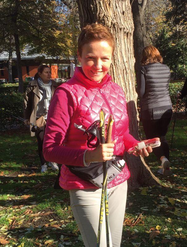 Chabela Gil: el cáncer le descubrió una pasión