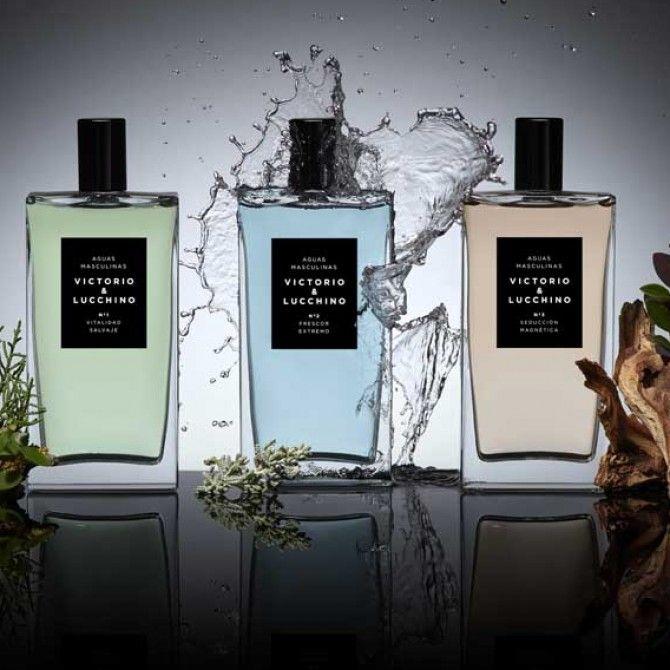 Espontaneidad, potencia y seducción con las nuevas fragancias de Victorio&Lucchino