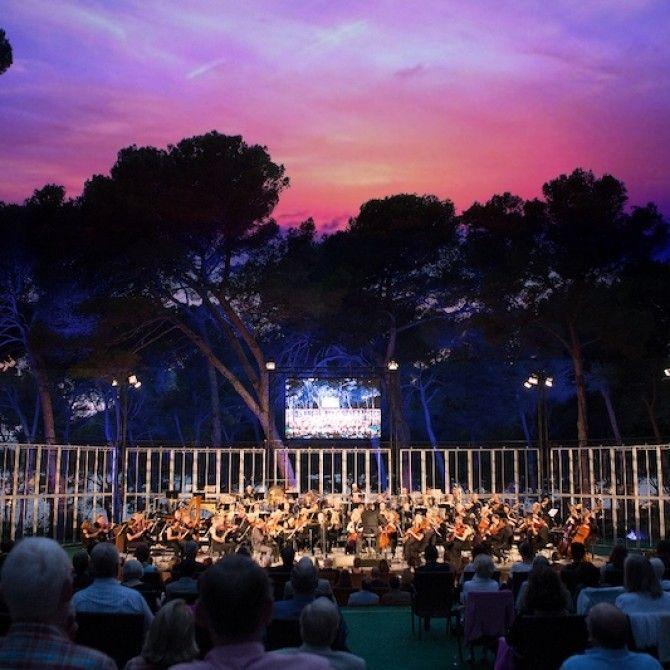 Presentación de la V edición del Festival de música clásica Formentor Sunset Classics