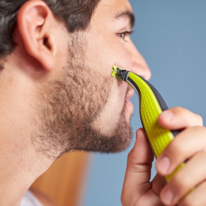 Recorta, perfila y afeita la nueva OneBlade de Philips