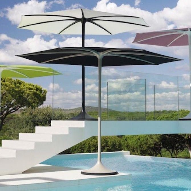 Palma, la nueva versión de las sombrillas tradicionales