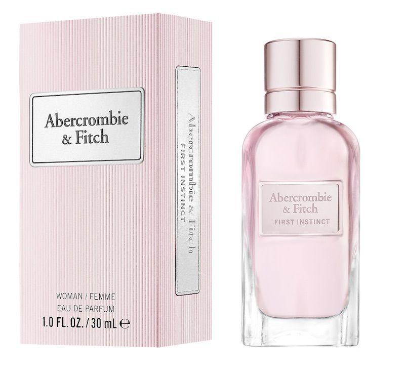 Instinto innato, brillante y femenino con la nueva fragancia de Abercrombie & Fitch