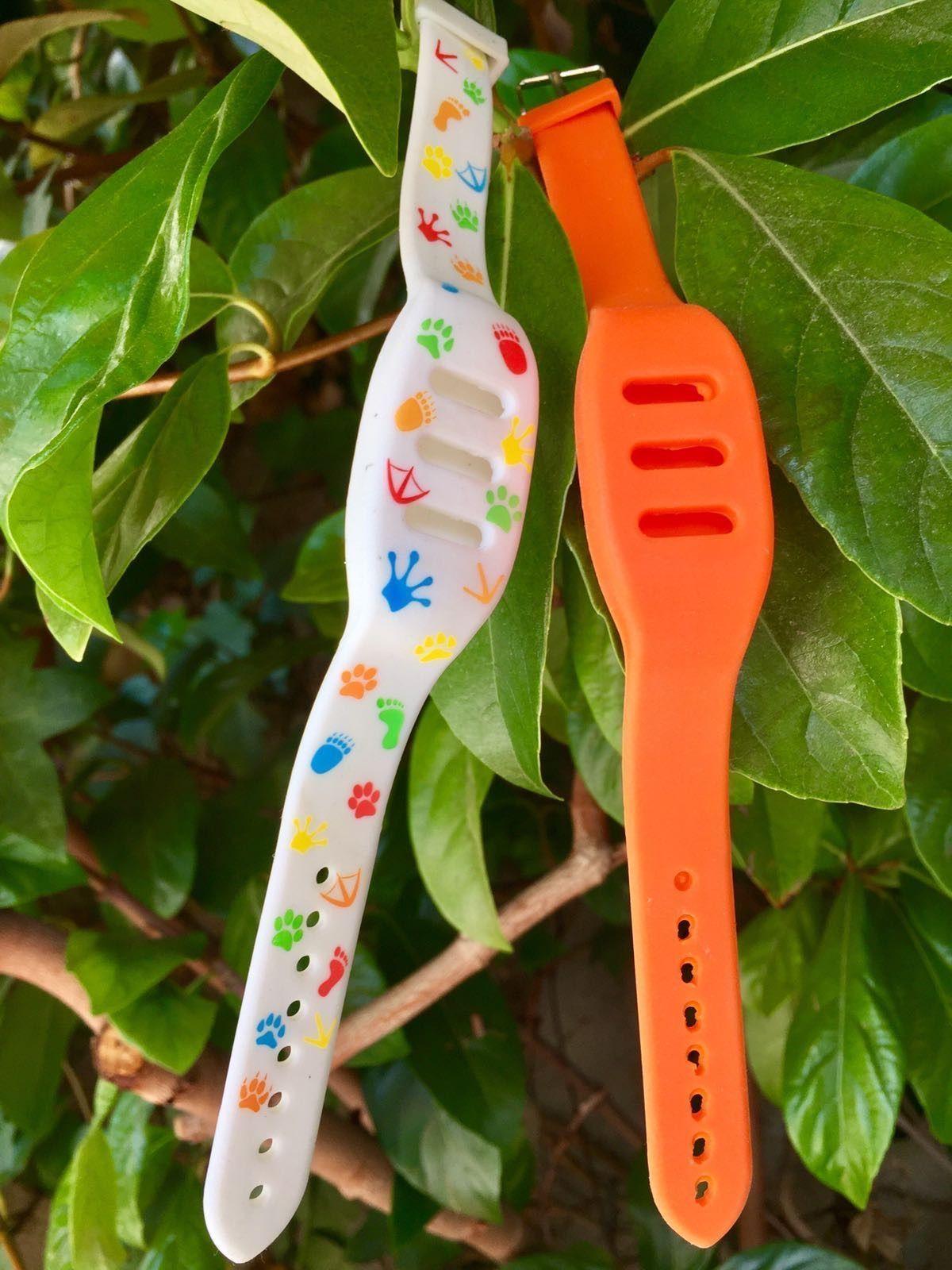 La pulsera que evita las picaduras de mosquitos