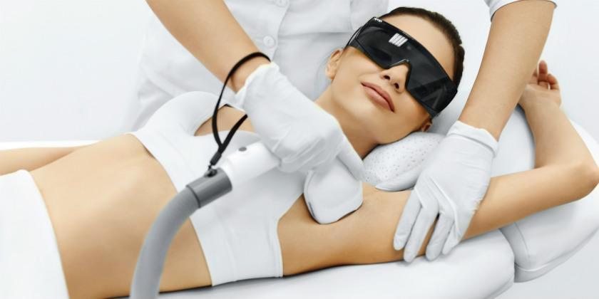 Mejores resultados de la depilación láser en sólo cuatro sesiones