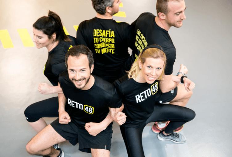 Transforma tu cuerpo y mente antes del verano con Reto 48