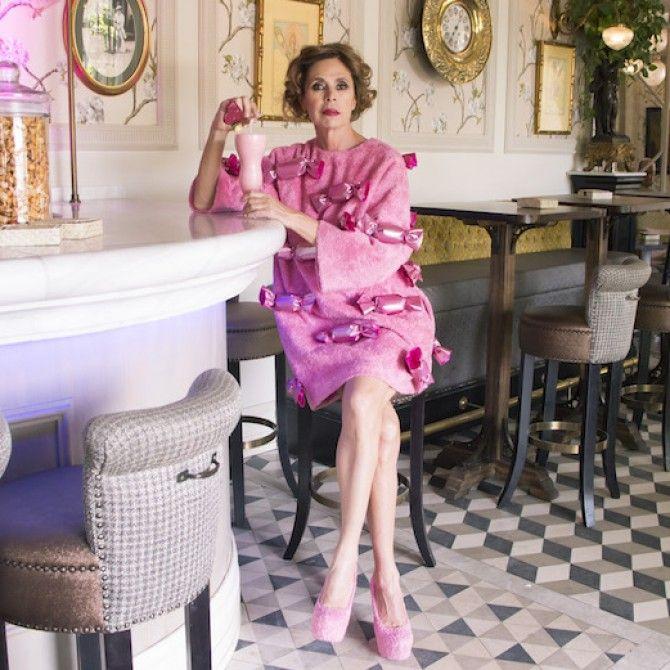 Los afterwork de los jueves en el Cafe de Oriente de la mano de Agatha Ruiz de la Prada
