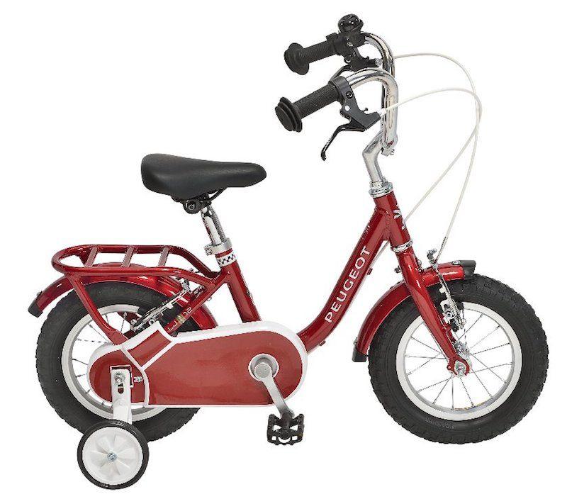 Peugeot lanza una nueva colección de bicicletas de inspiración vintage para los más pequeños de la familia