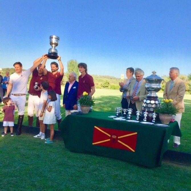 Final de la Copa memorial SM el Rey Alfonso XII y Copa Presidente del Real Club de Puerta de Hierro