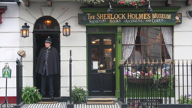 Sherlock Holmes y la ciencia de la voluntad