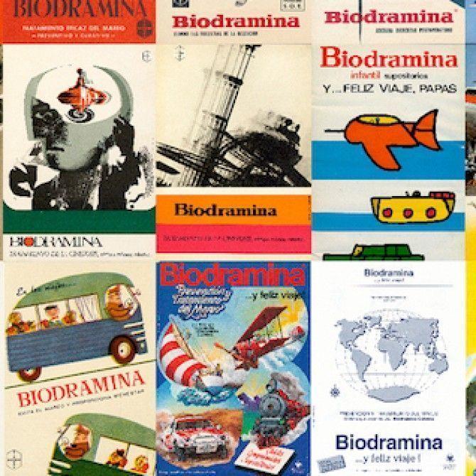 Aniversario Biodramina: 65 años viajando juntos