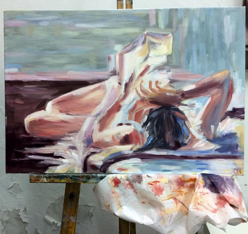Cristina Ponce de León toda una artista por descubrir