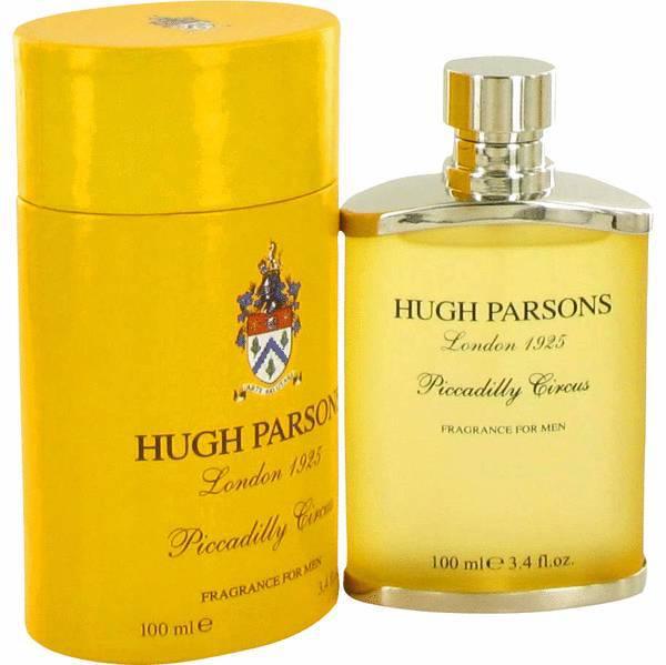 Hugh Parsons: El aroma de Piccadilly Circus