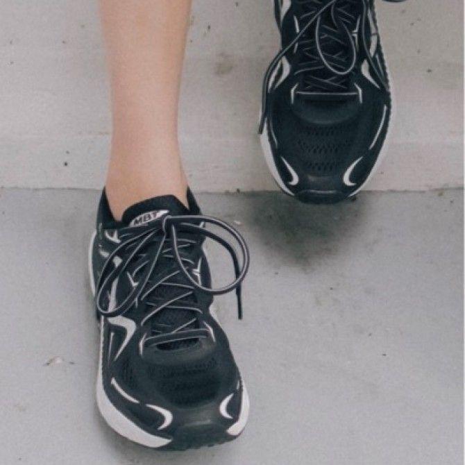 MBT: La zapatilla del runner se llama GT