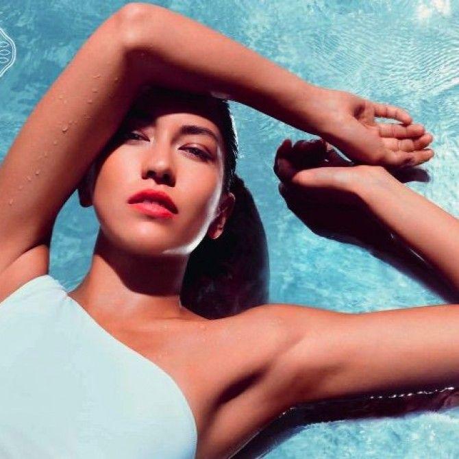 Shiseido: Protección más eficaz aún en contacto con el agua
