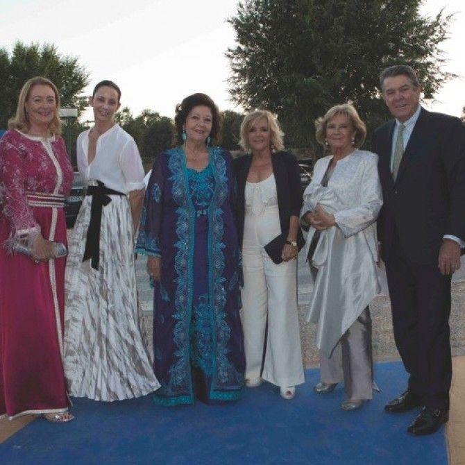 Cena y baile de la Orden de Malta en el Hipódromo de la Zarzuela