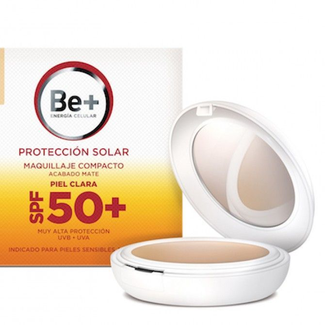 Homenaje al sol con los tratamientos de Be +