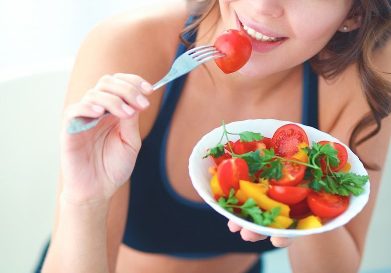10 consejos para comer sano en la oficina