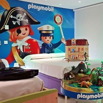 Un plan sorprendente y divertido para los niños: Hotel del Juguete