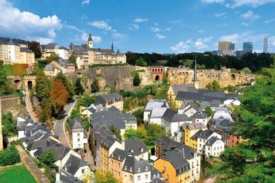 Luxemburgo, cosmopolita y cargada de Historia