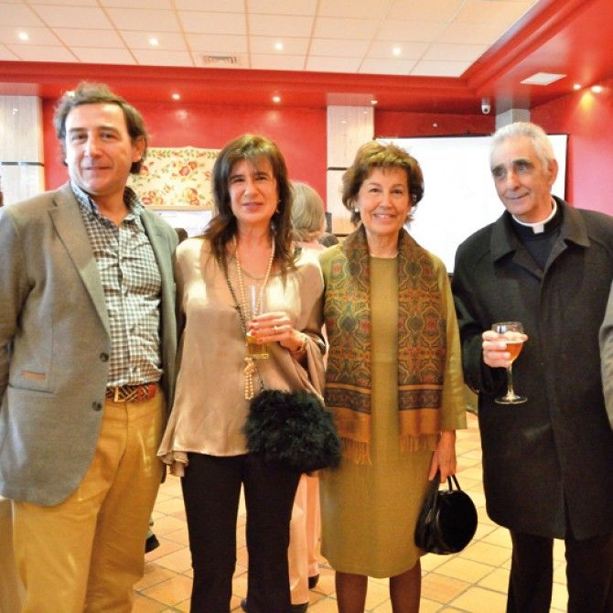 Reunión en Badajoz de la familia Albarrán