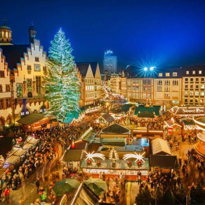 Vivir la Navidad en el corazón de Europa con un crucero fluvial