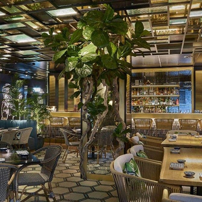 La gastronomía ibicenca triunfa en Londres de la mano de Zela