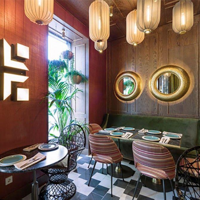 Gastronomía moderna y elegancia hindú ahora en Bangalore