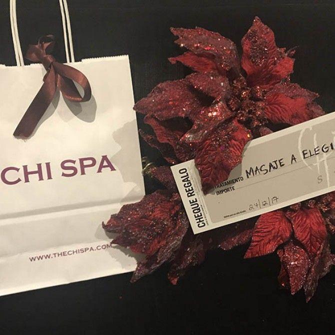 Regalar tiempo de relax y belleza con Chi Spa