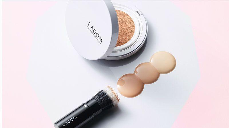 Un maquillaje duradero y natural con CF Cushion de Lagom