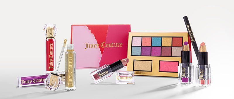 Edición limitada de maquillaje Juicy Couture Color Collection