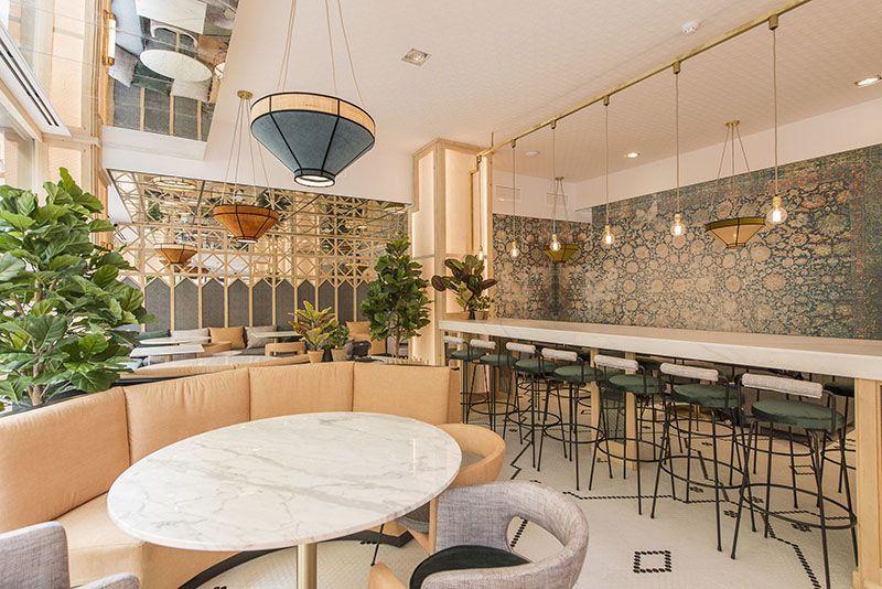 Lateral abre las puertas de su primer restaurante en Córdoba
