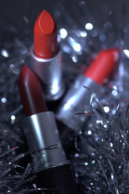 La Navidad se viste de rojo con M.A.C