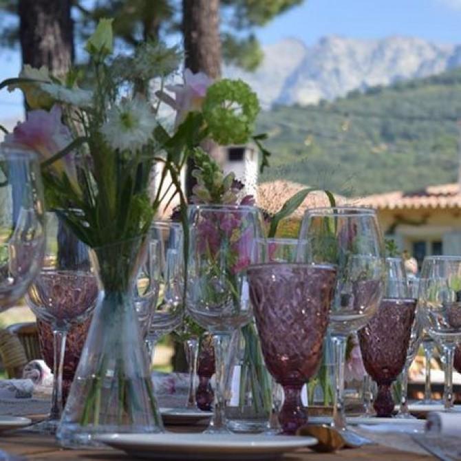 Celebrar en la Sierra de Gredos: Quinta San Cayetano