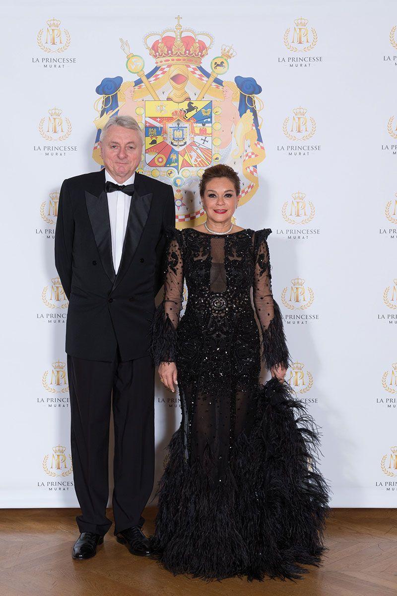 Premio La Princesa Murat en París, primera edición