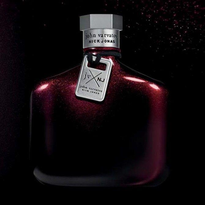 Nuevo perfume JV x NJ Red de John Varvatos