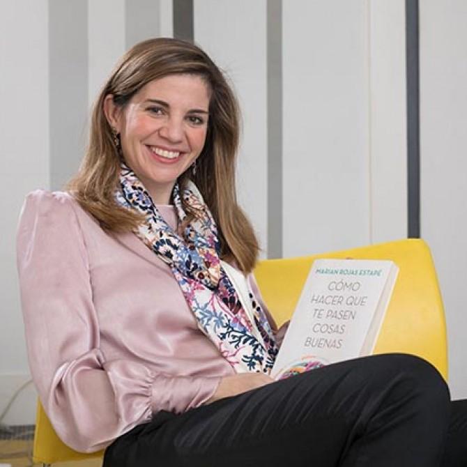 Cómo hacer que te pasen cosas buenas, nuevo libro de  Marian Rojas Estapé