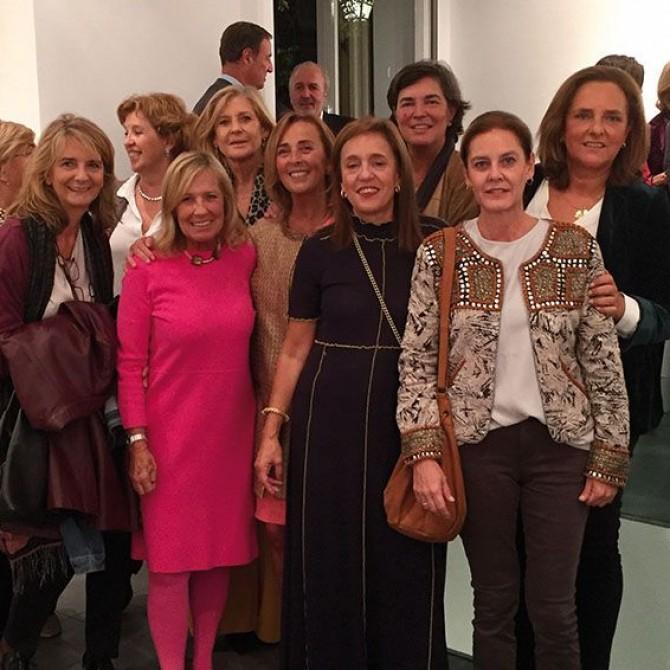 Exposición de Alicia Luca de Tena: Bocconcini di mare