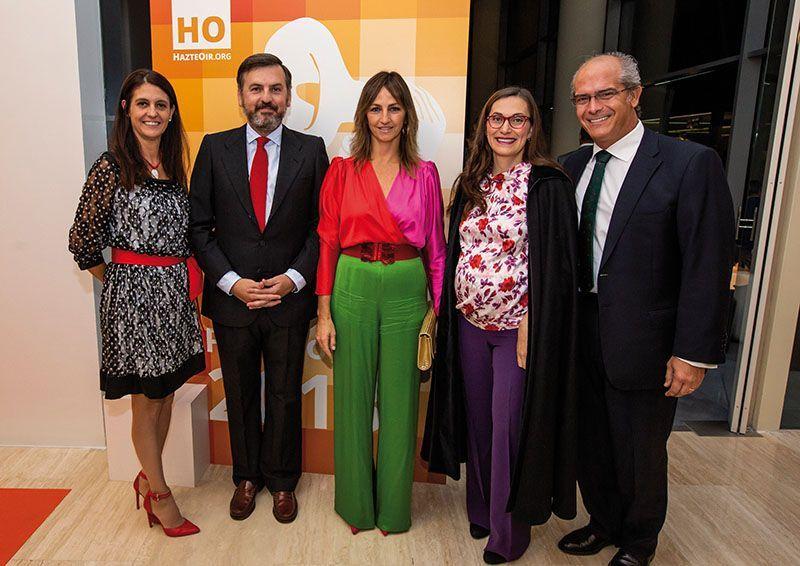 XV Edición de los Premios HazteOir por las libertades y valores en España
