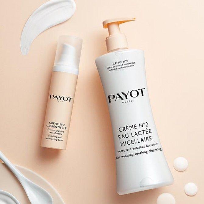 Payot Creme nº2 para pieles sensibles, estresadas e irritadas.