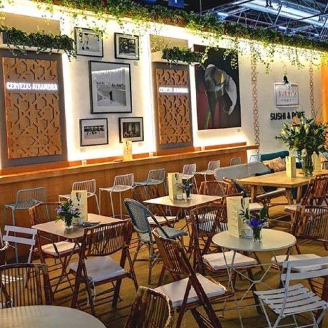 Sushita abre un restaurante en Arco durante 5 días