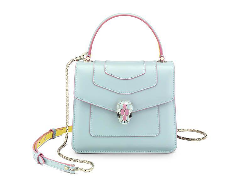 Bvlgari presenta su nueva colección de bolsos