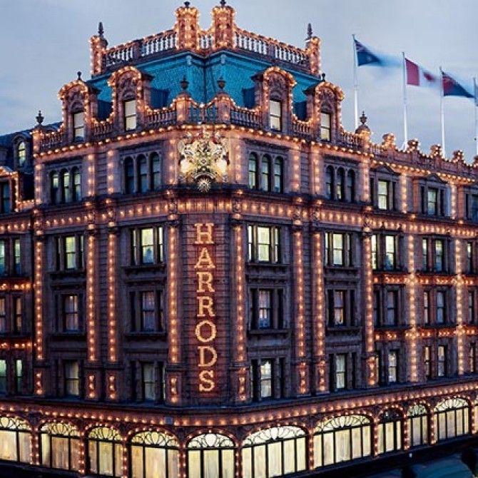Alqvimia, marca de belleza de alta cosmética 100% natural en Harrods de Londres