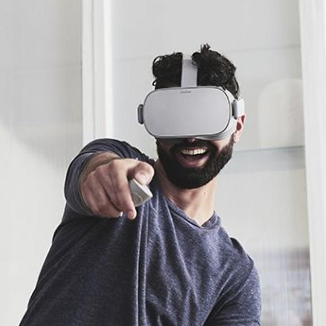 Sorprende a tu padre con un casco de realidad virtual