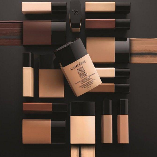 Teint Idole Ultra Wear de Lancôme, fondo de maquillaje para todos los tonos de piel