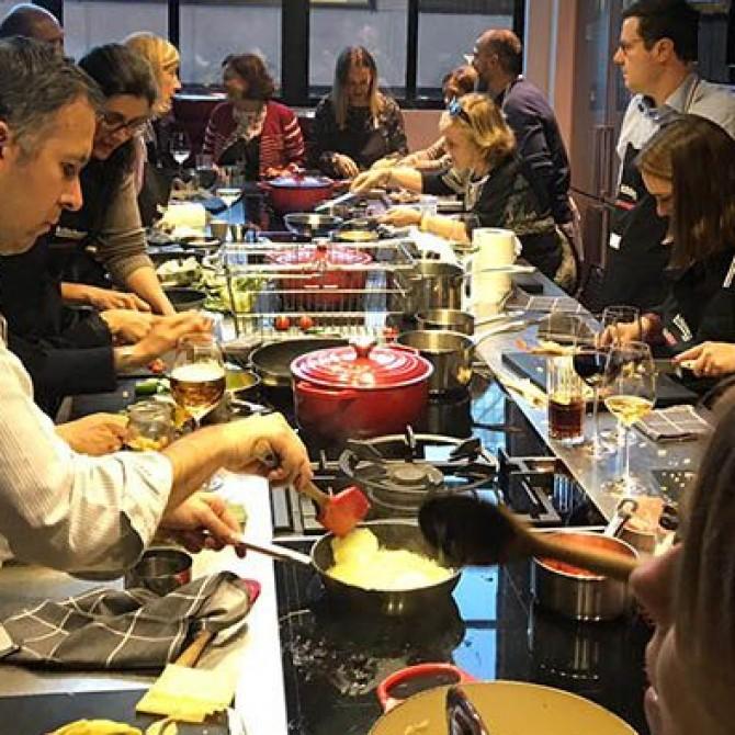 Segundo Concurso de Cocina de la Fundación Pequeños Pasos