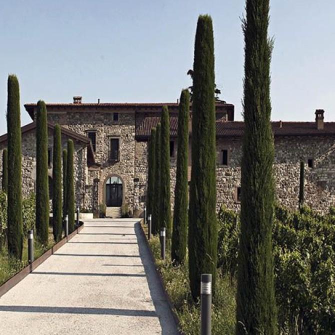 Relais Podere Castel Merlo, lujo y dolce vita italiana